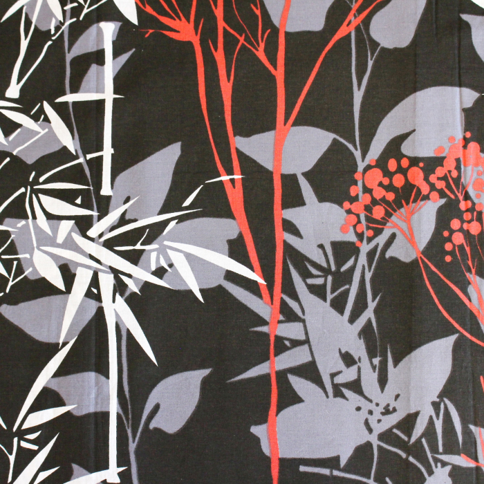 Ranforce negru Bambus [0]