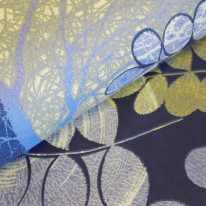 Ranforce galben și gri cu frunze [0]