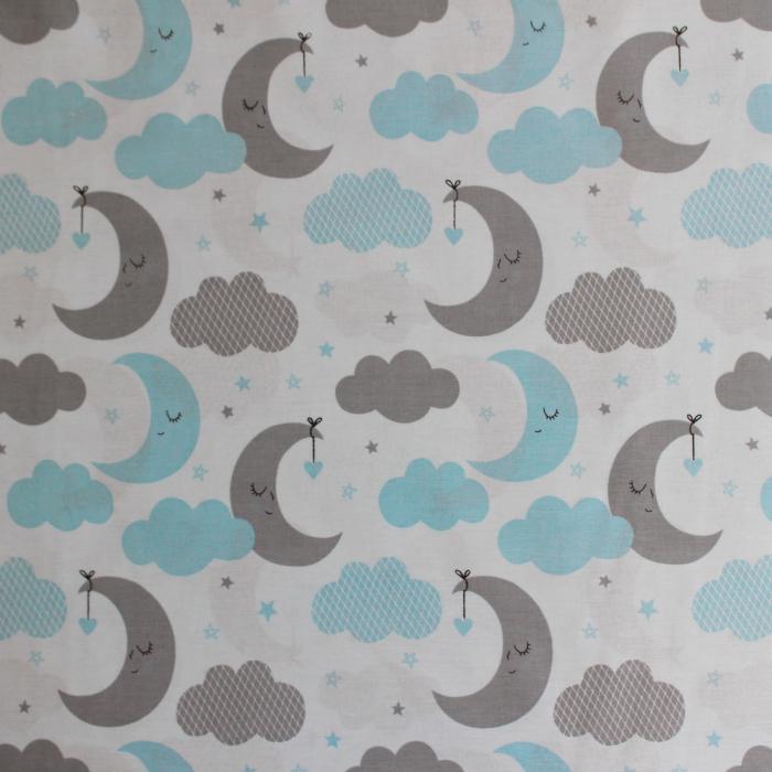 Ranforce bleu cu luna si nori [1]