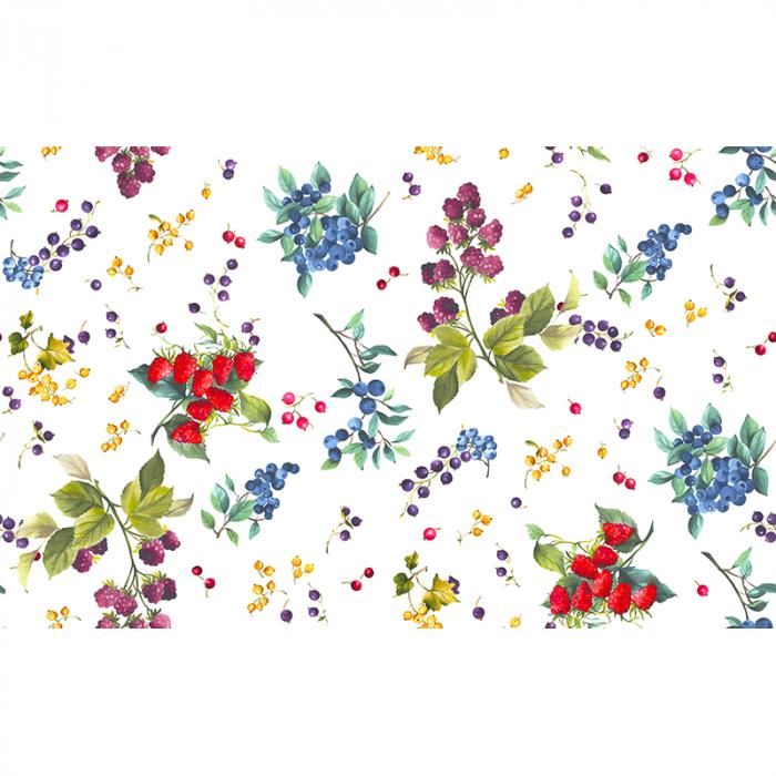Teflonat impermeabil Berries 401 [0]