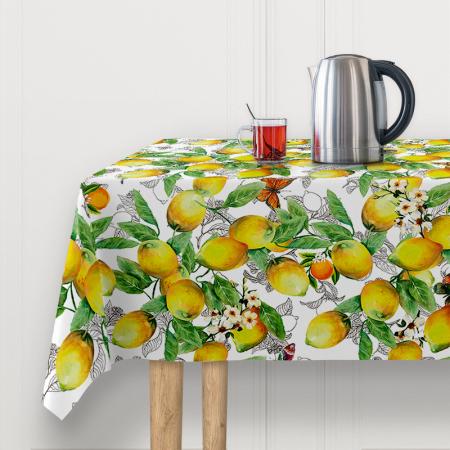 Fata de masa impermeabila Citrus Fruit [0]