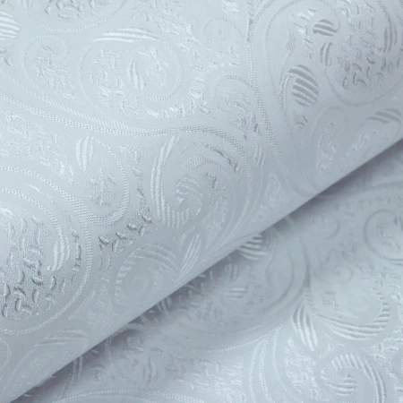 Metraj alb polyester [0]