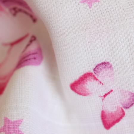 Muselina Fluturasi roz 1.6m [2]