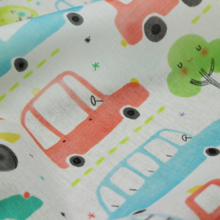 Percale Voitures [2]