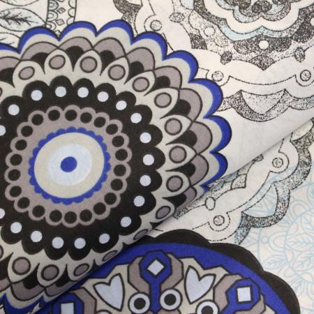 Ranforce Hippy albastru [0]