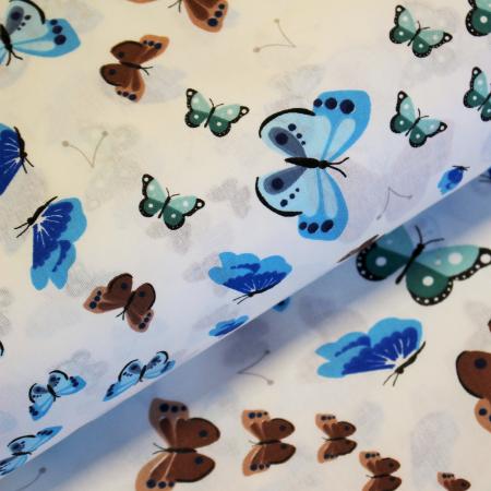 Ranforce fluturas verde albastru [0]