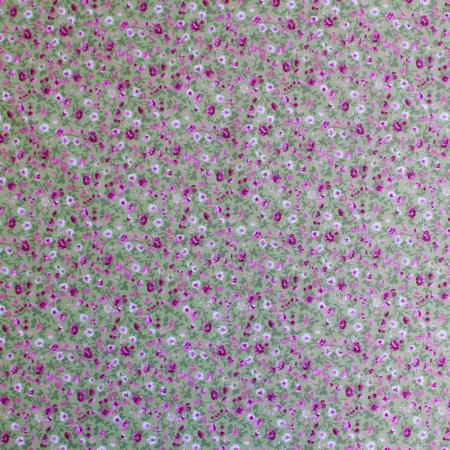 Ranforce verde cu floricele roz [1]