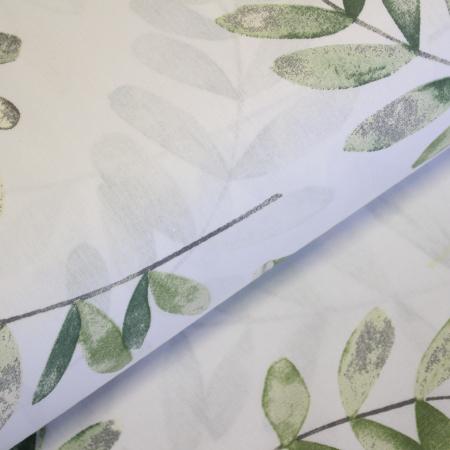 Ranforce alb cu frunze cachi [0]