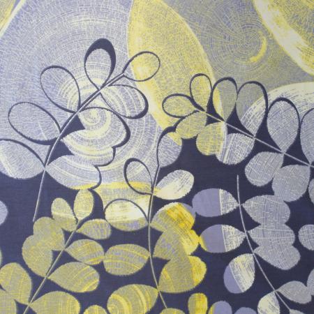 Ranforce galben și gri cu frunze [1]