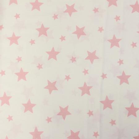 Ranforce alb cu stele roz [1]