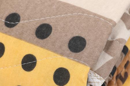 Set cuvertura matlasata 200x220cm, Eponj Home, Miranda - Galben [2]