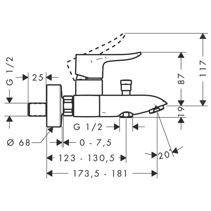 Baterie cada Metris [1]