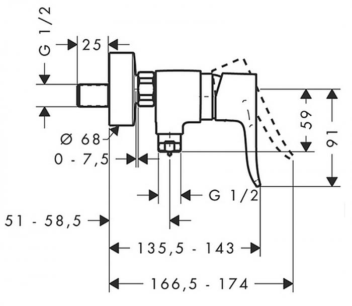 Baterie dus Metris [1]
