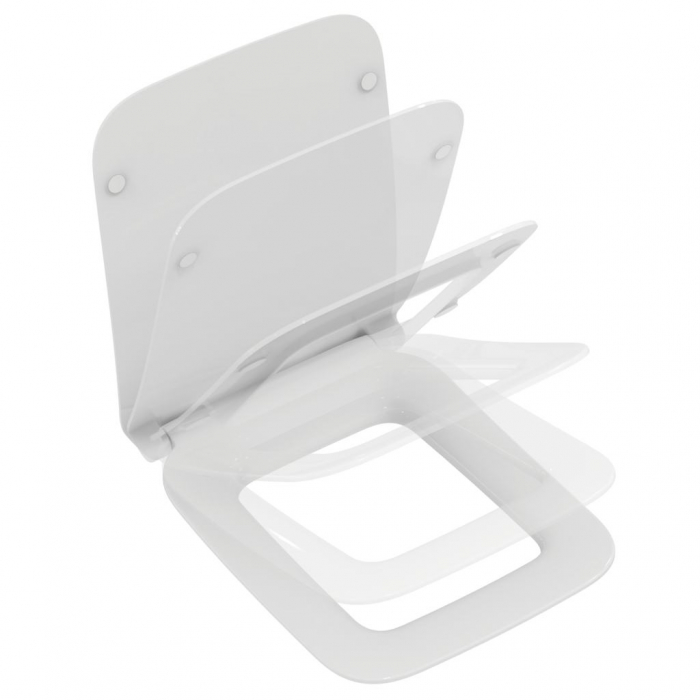 Capac WC Strada II Ideal Standard soft-close [0]