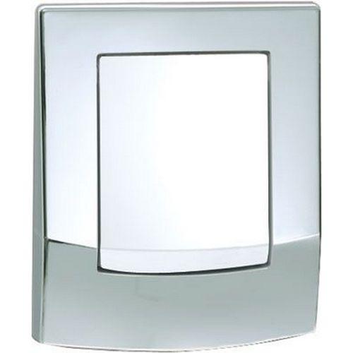 Clapeta de actionare intr-o singura treapta, pentru sisteme de spalare tip urinal crom lucios ambia TECE 0