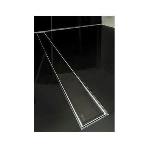 Grila ornament, din sticla neagra 800mm glass TECE 0