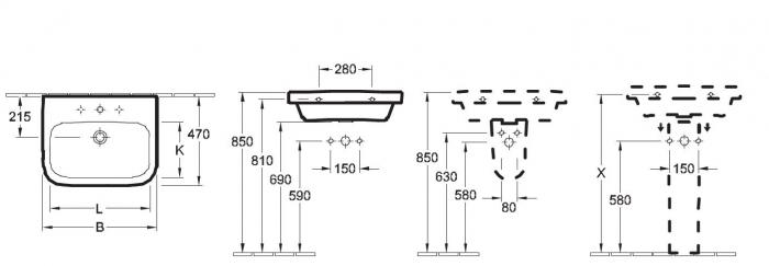 Lavoar Architectura VILLEROY&BOCH 41886001 600x460 [5]