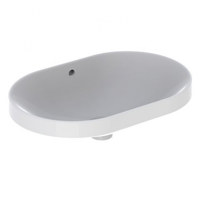 Lavoar eliptic incorporat 60 cm Variform Geberit [0]