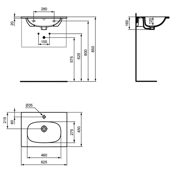 Lavoar Tesi Ideal Standard [1]