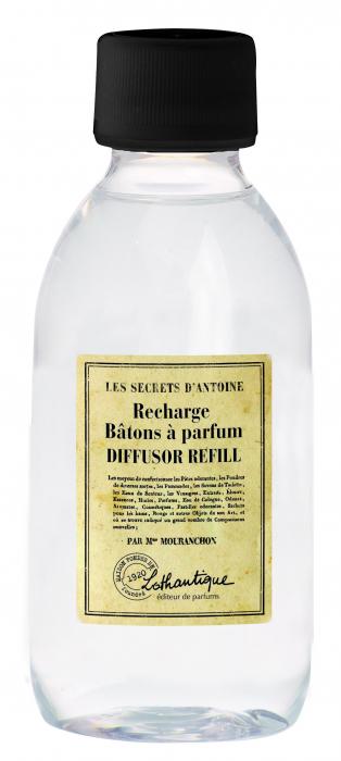 Les Secrets D'Antoine Difuzor parfum camera Rezerva 200ml 0