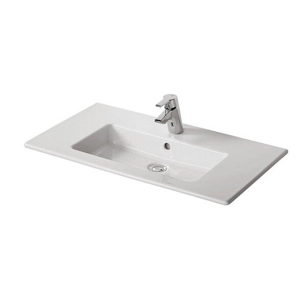 Set mobilier stativ și lavoar Tempo Ideal Standard 60 cm [5]