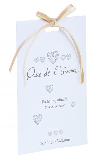 Que  de L'amour Pliculet parfumat dressing [0]