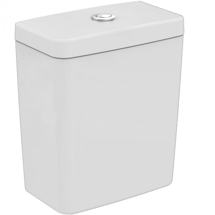 Rezervor WC CUBE pentru combinare cu vas WC E797101 0