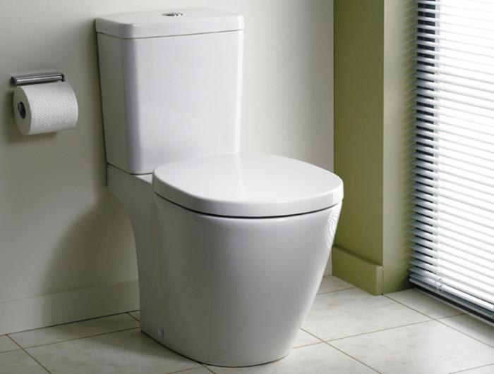 Rezervor WC CUBE pentru combinare cu vas WC E797001 2