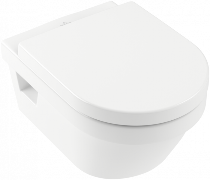 Set Vas WC suspendat cu capac VILLEROY&BOCH Architectura - 5684H101 [0]