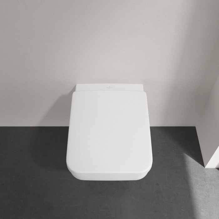 Set vas WC suspendat cu capac soft close Architectura - 5685HR01 [5]