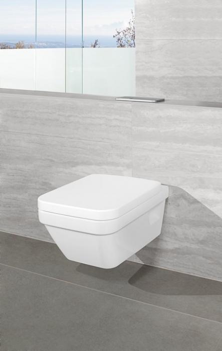 Set vas WC suspendat cu capac soft close Architectura - 5685HR01 [2]