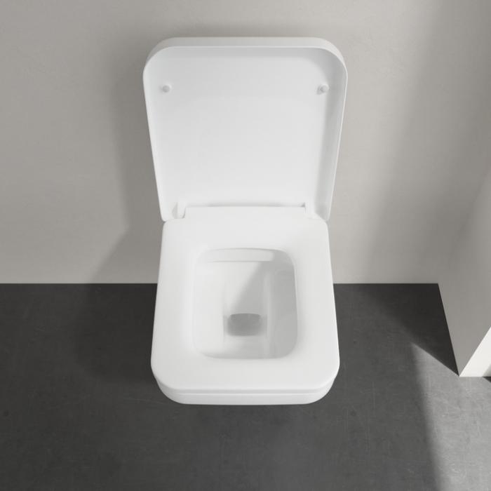 Set vas WC suspendat cu capac soft close Architectura - 5685HR01 [6]