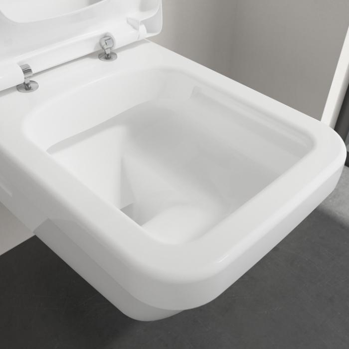 Set vas WC suspendat cu capac soft close Architectura - 5685HR01 [8]