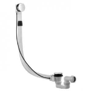 Sifon de scurgere si preaplin g 1 1/2 KLUDI ROTEXA 2000, cablu bowden 850mm, teava de preaplin flexibila de 950mm [0]