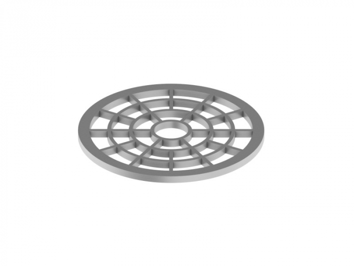 Sita par / impuritati TECE drainline din otel inox 0