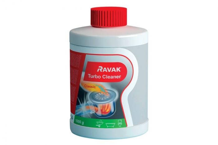 Solutie intretinere-RAVAK Turbo Cleaner [0]