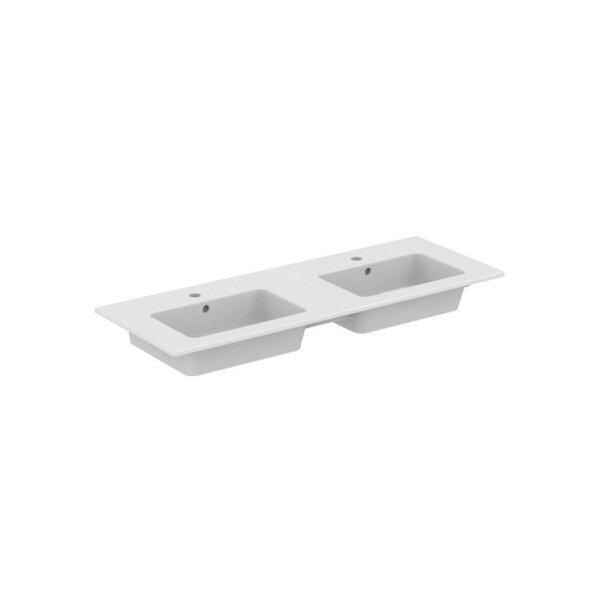 Sot mobilier suspendat și lavoar Tempo Ideal Standard 120 cm [3]