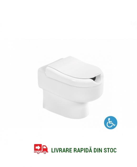 WC stativ persoane cu dizabilitati WCCare Sanindusa [0]