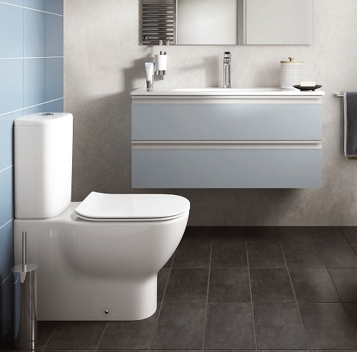 WC stativ Tesi Ideal Standard T008201 2