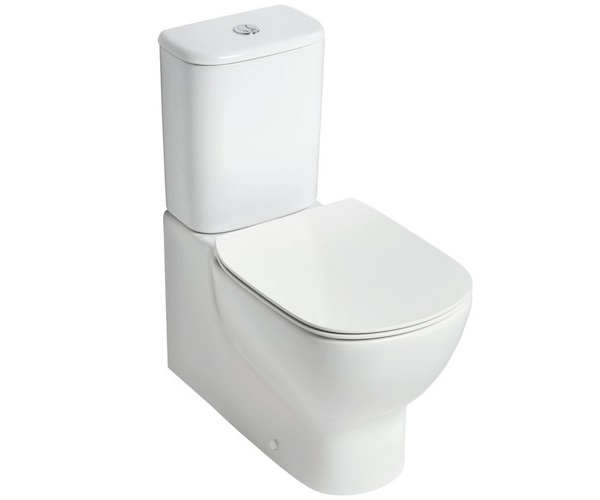 WC stativ Tesi Ideal Standard T008201 0