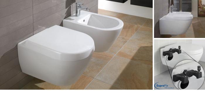 WC Subway 2.0 56001001 VILLEROY&BOCH 2
