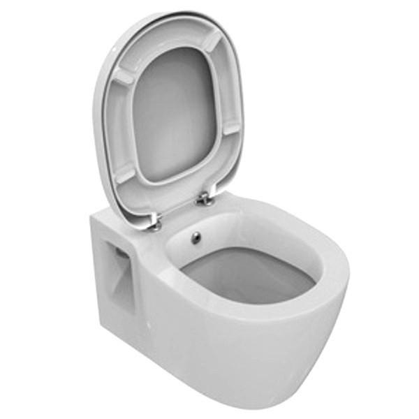 WC suspendat cu functie de bideu Connect Ideal Standard [0]