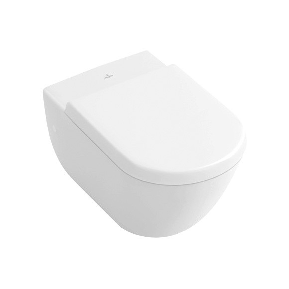 WC suspendat Subway 2.0 5614R001 VILLEROY&BOCH direct flush 0