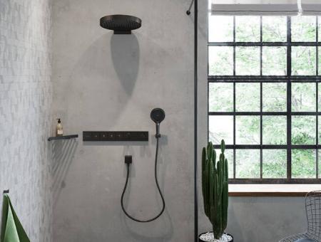 Conector furtun duș FixFit Square Hansgrohe [5]