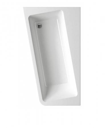 Cada Concept 10┬░ 160x95 Ravak snowwhite stanga/dreapta0