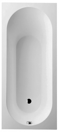 Cada Oberon Villeroy&Boch 180x80 cm Quaryl [0]