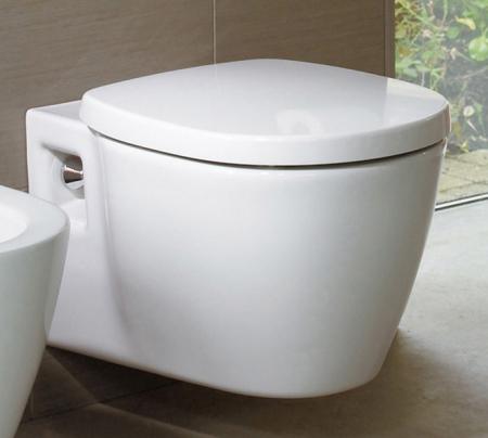 Capac WC Connect Ideal cu inchidere lenta 1