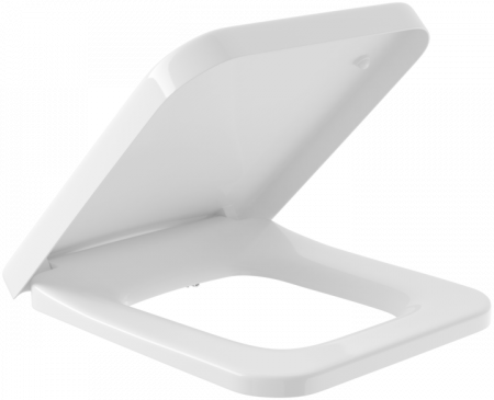 Capac wc soft close dreptunghiular Architectura VILLEROY&BOCH 9M58S101 [0]