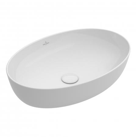 Lavoar pe blat 61x41 cm, oval, Artis VILLEROY&BOCH 41986101 [0]