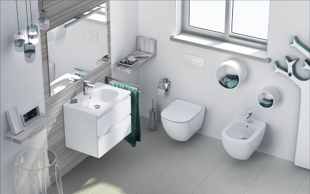 Lavoar Tesi 80 cm Ideal Standard [1]